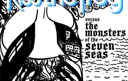 New Album: 'Versus The Monsters of The Seven Seas""